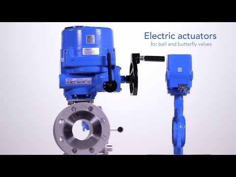 ECON Electric actuators