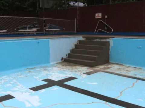 How To Build Concrete Steps In A Swimming Pool Youtube