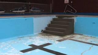 How To Build Concrete Steps In A Swimming Pool