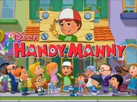 Handy Manny - When We Work as One