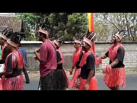 260818 Kirab acara Rasulan Merti Dusun Grogol 3 part 3 of 6