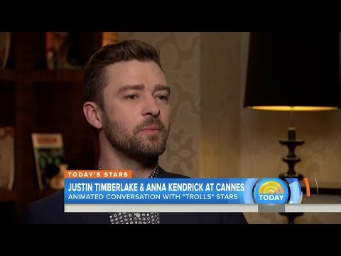 Justin Timberlake at Festival in Cannes (Interview TODAY)