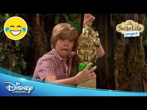 The Suite Life On Deck | Theme Song | Official Disney Channel UK