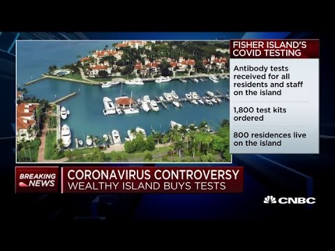 Coronavirus: Wealthy Florida Island Buys Antibody Tests For All Residents, Workers