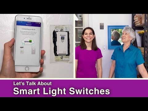 Let's Talk About Smart Light Switches!