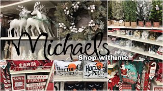 NEW Michael's Shop with me |SEASONAL CLEARANCE