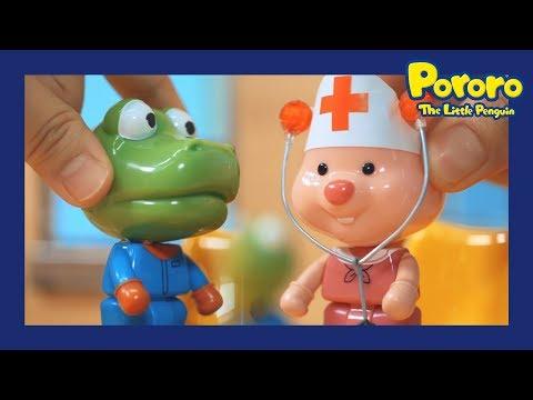 Pororo Toys | #06 To Tell the Truth... | Pororo playing doctor | Pororo's mini world