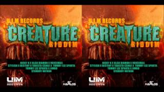 Download Di Creature Riddim Mix {UIM Records} [Dancehall] @Maticalise MP3 song and Music Video