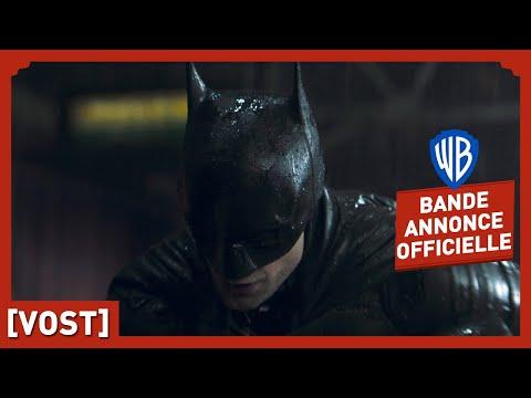 The Batman - Teaser DC FanDome (VOST) - Robert Pattinson, Matt Reeves