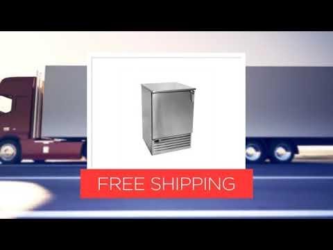 Glastender FV24 Front Venting Refrigerated Back Bar Cabinet