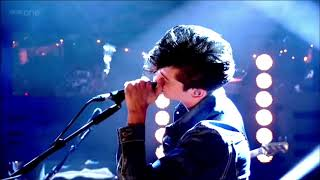 Arctic Monkeys - Suck It And See   Live on The Graham Norton Show 2011