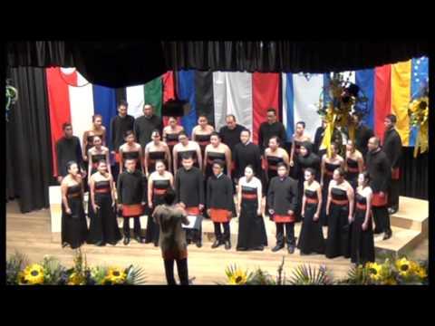 Indonesia Archipelago Singers Classic Program