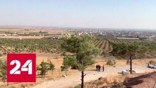 Противостояние на севере Сирии: курды рапортуют о победах - Россия 24