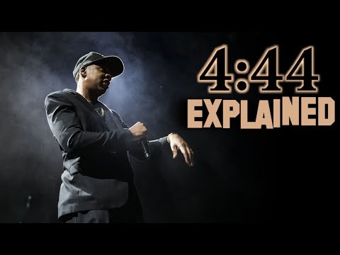 The Death of Jay Z | 4:44 Explained