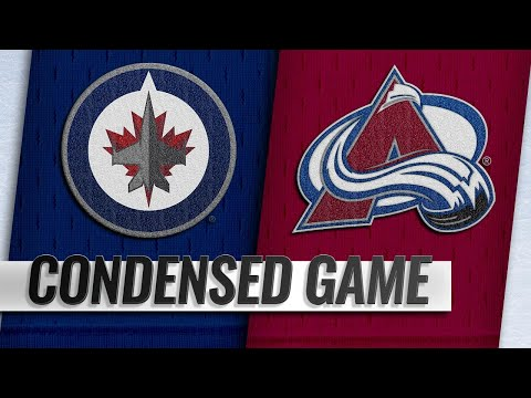 02/20/19 Condensed Game: Jets @ Avalanche