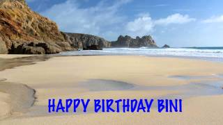 Bini   Beaches Playas - Happy Birthday