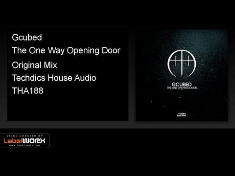 Gcubed - The One Way Opening Door (Original Mix)