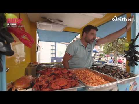 La 'Marisconeta', 'food truck' dedicado al marisco