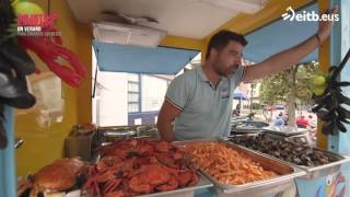 La 'Marisconeta', 'food truck' dedicado al marisco