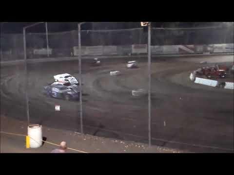 IMCA Sport Mods Heat #2 - Bakersfield Speedway - 9.16.17