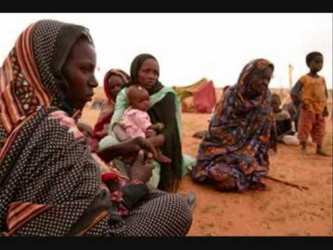 The Women and Children of Darfur