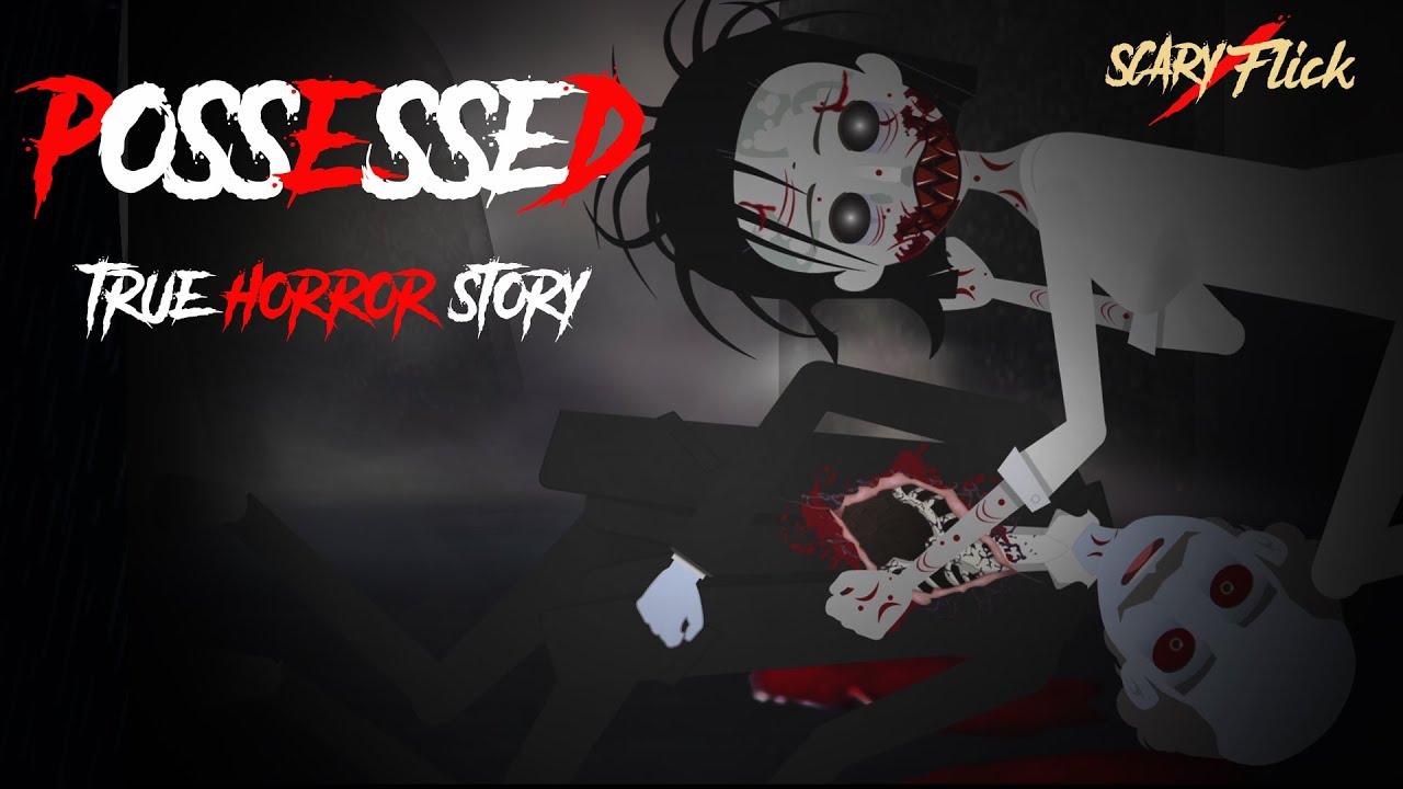 Possessed I Scary Animated Horror Story In Hindi I Scary Flick E62