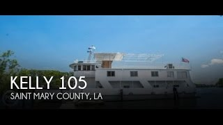Used 1977 Kelly 105 for sale in Morgan City, Louisiana