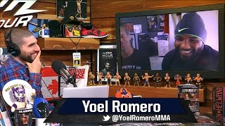 Yoel Romero Wants Interim Title Fight With Anderson Silva