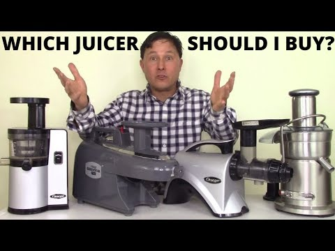 Which Juicer Should I Buy? It  May Not Be The One You Think