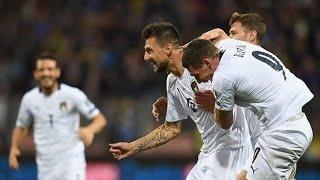 BOSNIA 0 - 3 ITALIA