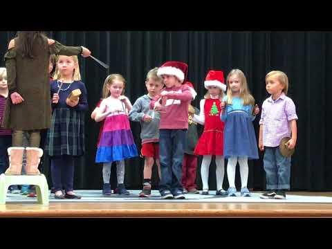 Old Mill School Kindergarten Performance 2017