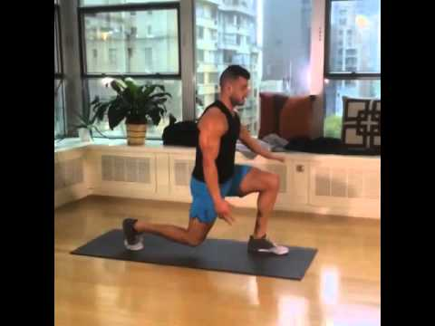 30-Minute Follow-Along Fat Loss Circuit with BJ Gaddour on Facebook Live