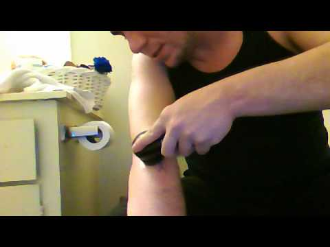 Review of Wrecking Balm Tattoo Removal kit - YouTube