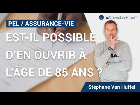 Est-il possible d'ouvrir un PEL ou une assurance-vie à l'âge de 85 ans ? [Vidéo BFM]