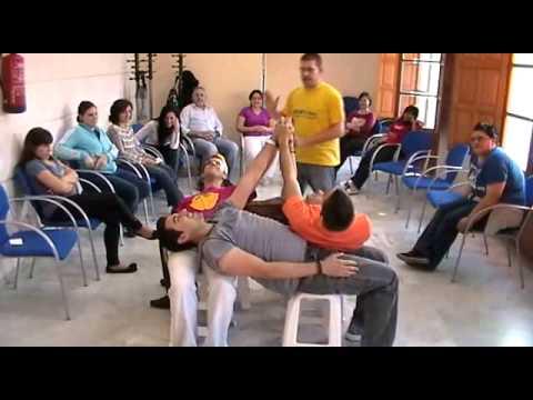 Equilibrio sillas youtube for Sillas de trabajo
