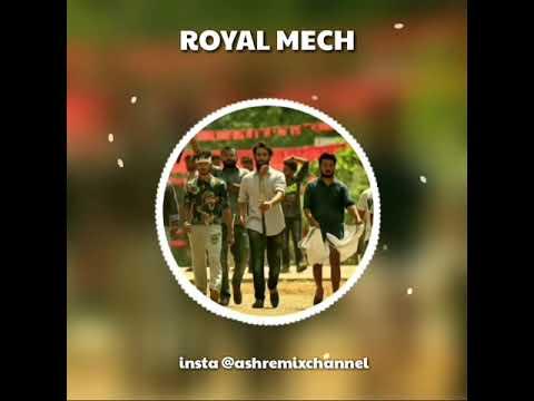 ROYAL mech intro song bgm