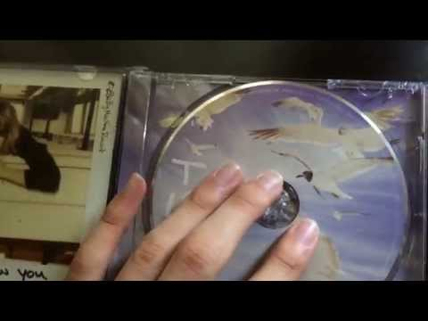 [CD Unboxing] Taylor Swift - 1989 (Standard Edition)