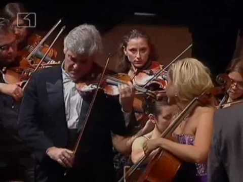 Concerto for Violin, Cello and Orchestra by J. Brahms - 1 Allegro /2/