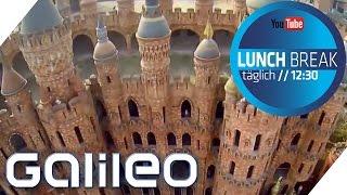 Die verrücktesten Häuser der Welt | Galileo Lunch Break