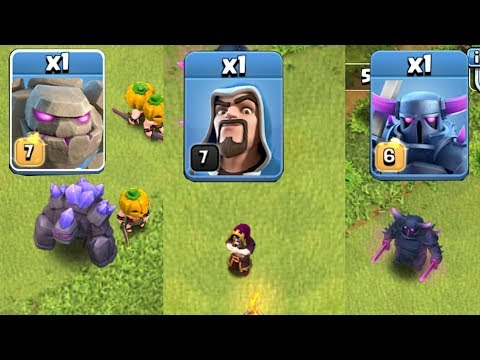BEST 3 TROOPS IN THE GAME!?! | Clash Of Clans | GOWIPE IS BACK!!!