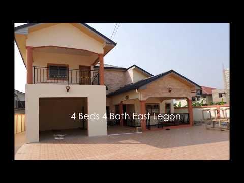 4 Bedroom House In East Legon-Ghana