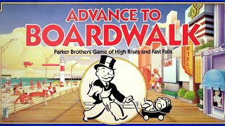 Ep. 1: Advance To Boardwalk Board Game Review (Parker Brothers 1985)
