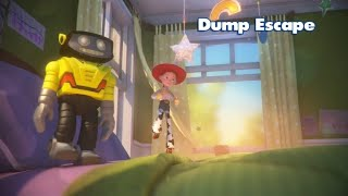 Toy Story - Dumb Escape - Rush: A Disney Pixar Adventure