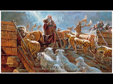 Sümerler'de Nuh Tufanı