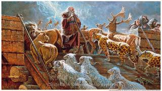 Sümerler'de Nuh Tufanı ve Kavimlerin Helakı #6 (KURAN, İNCİL ve TEVRAT)