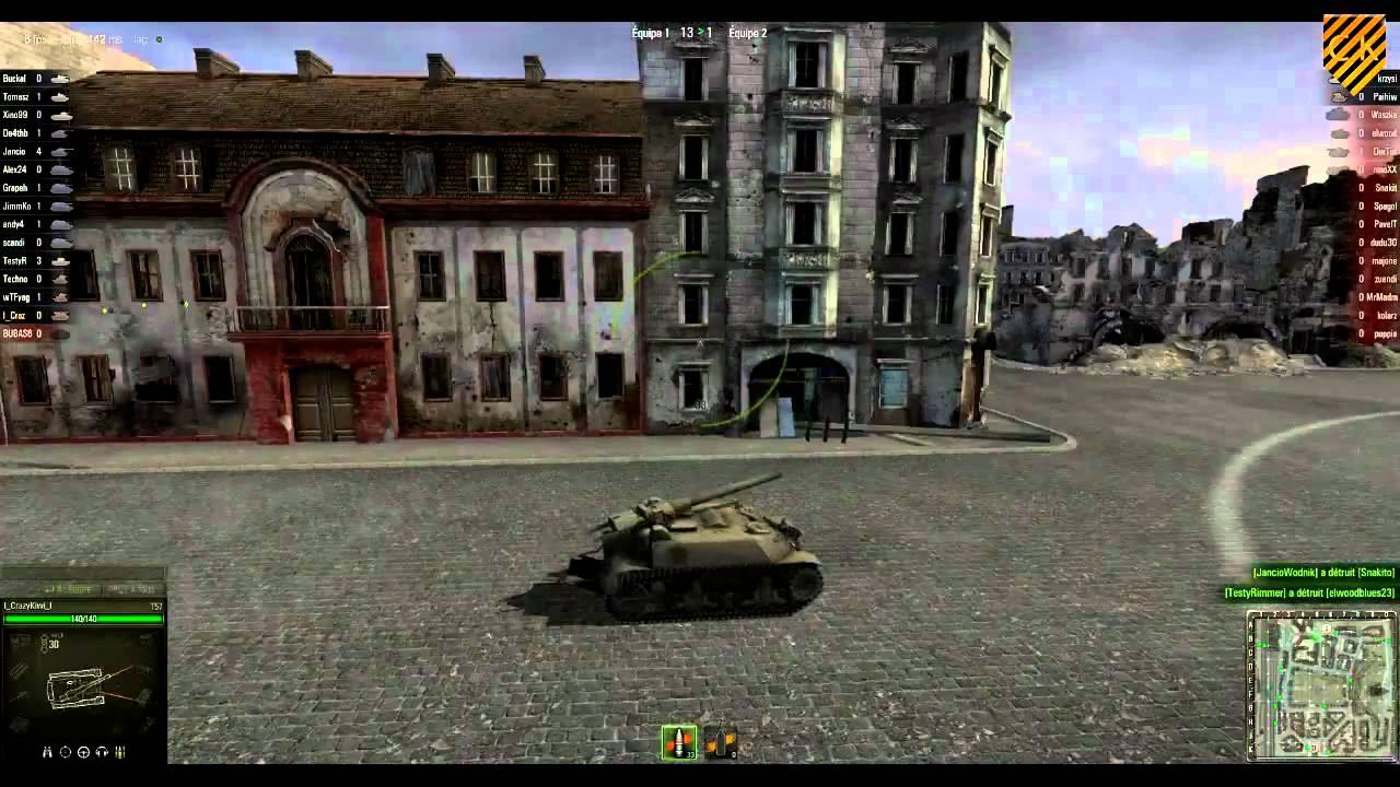 world of tank vid o n 1 les chars l 39 assaut youtube. Black Bedroom Furniture Sets. Home Design Ideas