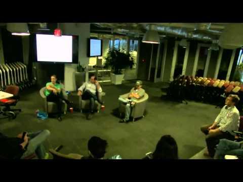 Food + Tech Meetup: Growing Startups at Capital Factory