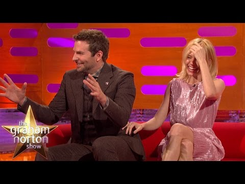 Bradley Cooper and Sienna Miller Learn About 'Nutscaping'  The Graham Norton