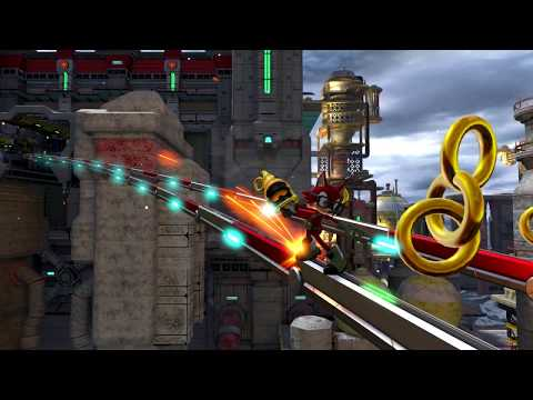 sonic forces   chemical plant zone  new stage  amp extra screenshots