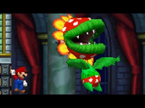 New Super Mario Bros Series - All Castle Bosses